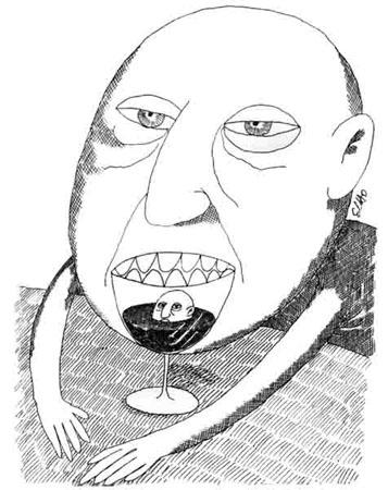 HIYA album Cheikh Sidi Bémol; dessin d'Elho